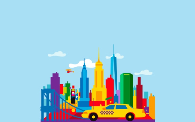 Win a trip to New York Competition