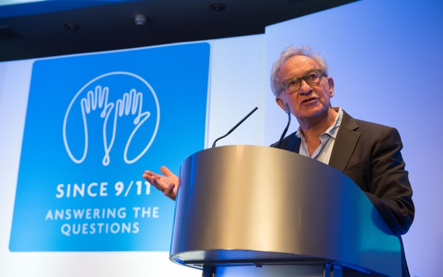 SINCE 9/11 Welcomes Sir Simon Schama as an Official Patron Official Supporters 21 Mar 2019
