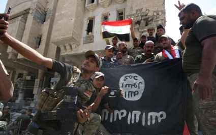 Iraq Declared Free of IS time
