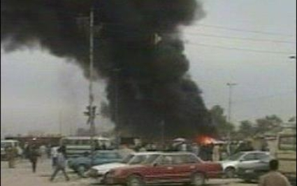 Sadr City Bombings time