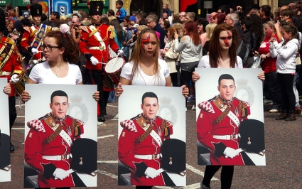The murder of Lee Rigby time