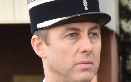 Colonel Arnaud Jean-Georges Beltrame (April 1973 – March 2018) time
