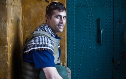 Murder of James Foley time