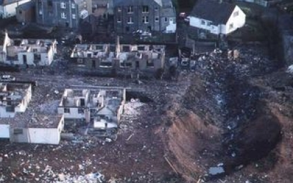 Lockerbie bombing / PAN AM 103 time