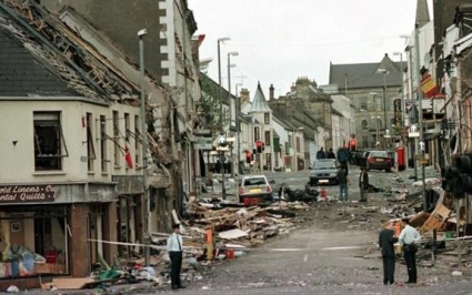 Omagh bombing time