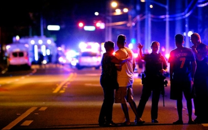 Orlando nightclub shooting time