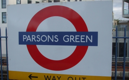 Parsons Green explosion time