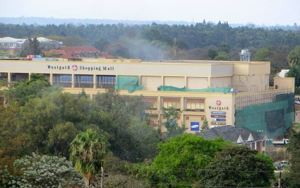 Westgate Mall Attack time