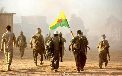 IS driven out of Kobane time