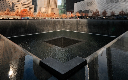 Ten years on from 9/11 - commemoration events time
