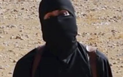 Jihadi John is Killed time