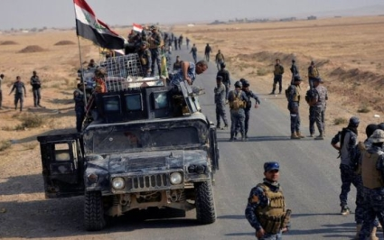 Iraqi Security Forces recapture Mosul time