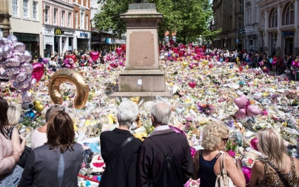 2017 UK Attacks Inspired by IS time
