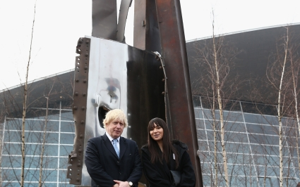 Boris Johnson and Miya Ando time
