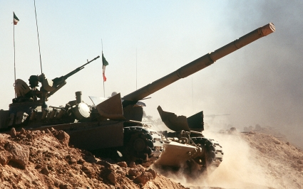 Iraqi invasion of Kuwait time