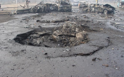 Car bombings in Iraq, 2007 time