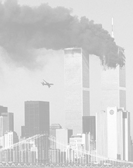 9/11 attacks take place time